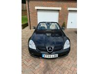 Mercedes-Benz, SLK, Convertible, 2006, Semi-Auto, 1796 (cc), 2 doors