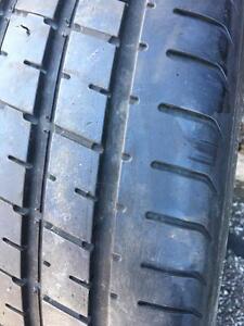 1 pneu   275/45/18 Pirelli Pzero ete 8/32