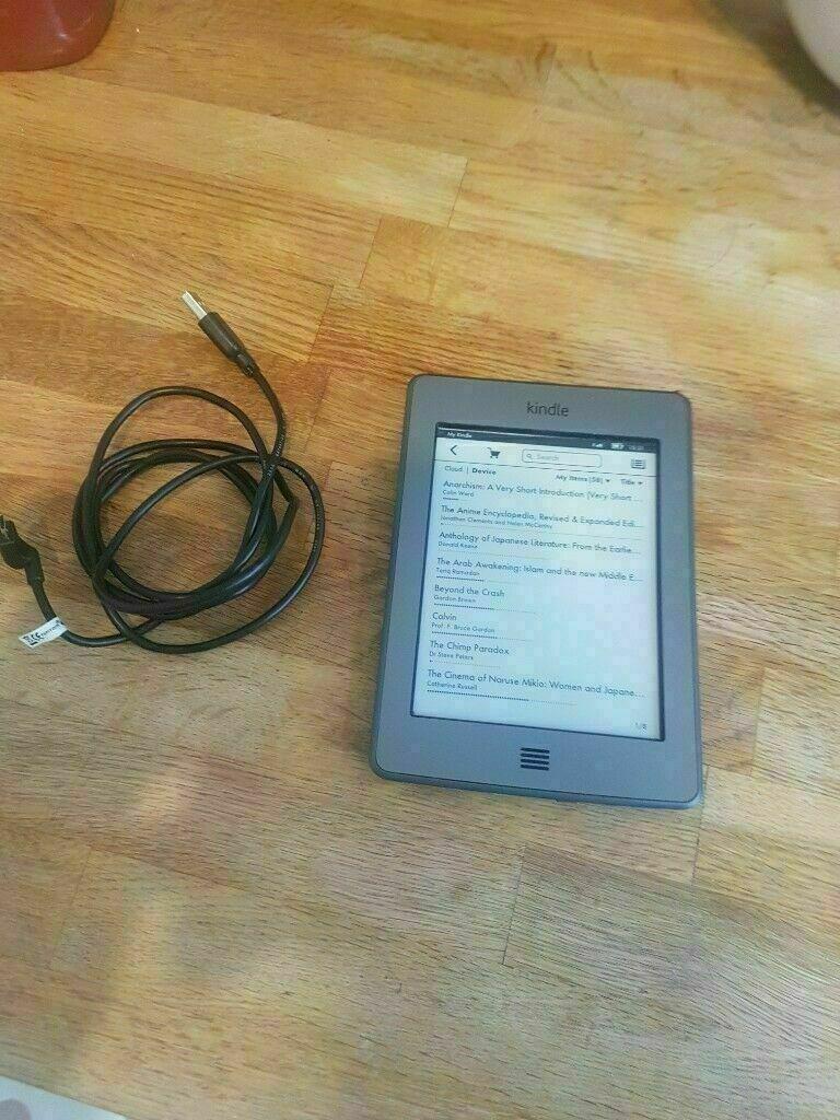 Amazon Kindle (5th Generation) 2GB, Wi-Fi, 6in - GREY | in Colliers Wood,  London | Gumtree