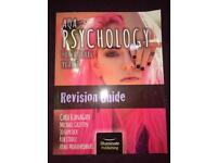 AQA psychology year 2 revision guide