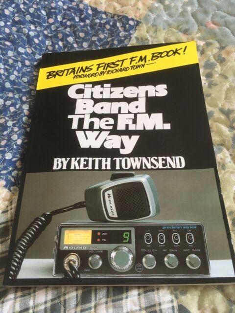 cb radio book