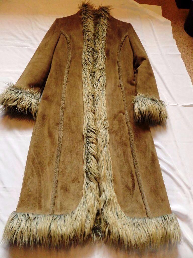 Classic Ladies Afghan Coat By Next In Beverley East