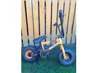Mini rocker stunt bike