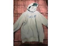 Men's huf hoodie size medium