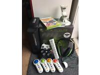 XBOX 360 120gb ELITE Bundle