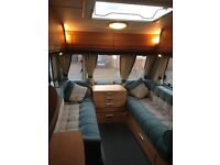 Swift Challenger 480 SE 2 Berth. Immaculate inside and out no damp
