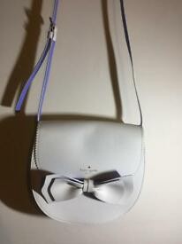 kate spade cross body bag leather