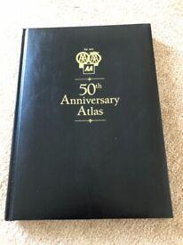 AA 50th ANNIVERSARY ATLAS