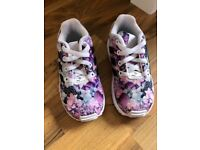 Girls Adidas size 6.5 - worn once!