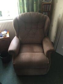 Sherborne riser mobility chair