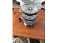 Food Steamer Russell Hobbs RRP: £49.99