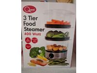 Food steamer.