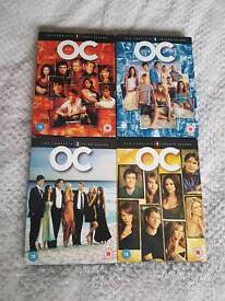 The OC Full Collection (Season 1-4) DVD