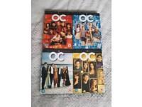 The OC Full Collection (Season 1-4) DVD