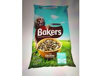 Bakers puppy food