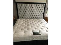 Extra large bed bigger than superking size (Emperor) no headboard