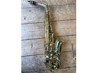 Montreaux Saxophone