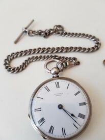 Ladies Swiss Pocket watch