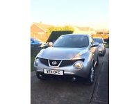 Nissan Juke 1.6 Dig-T Tekna 5DR Petrol. One careful owner. Excellent condition. Low mileage.