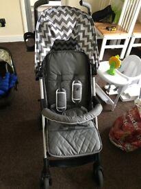 My Babbii pushchair