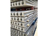Concrete posts Intermedium, Corner, End and 3 Way Post 5ft,6ft,7ft,8ft,9ft,10ft
