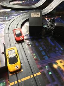Scalextric Mighty Mini track