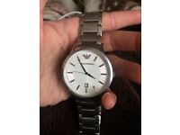 Armani watch decent condition