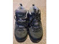 Size 13 Karrimor walking boots