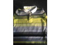 Boys Hugo Boss polo shirt age 5