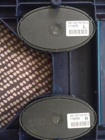 Mercedes car seat transponders