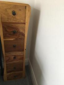 Set of draws and matching mirror