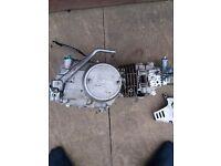 Stomp 125cc engine