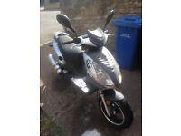 Johnway Madness 125cc