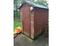 Shed for sale