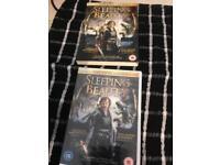 DVD sleeping beauty