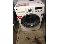 LG washing machine in white Digital 8KG