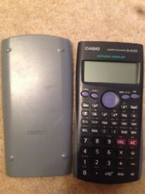 Casio fx 83ES scientific calculator