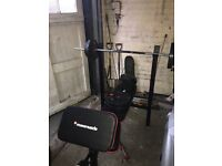 Maximuscle Bench Press