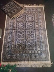 Pair of matching rugs