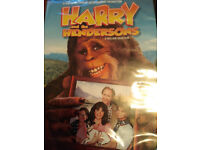 brand new , sealed dvd harry and the hendersons