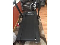 Reebok treadmill running machine