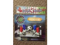 Fun Football Finger Game and England bracelet