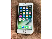 Iphone 7 32gb Gold on EE.
