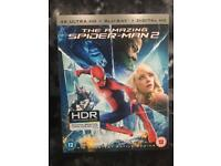 Spiderman 2 4k Ultra HD + Blu-ray + Digital HD