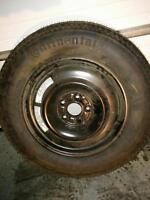 Honda Ridgeline Spare Wheel/Tire