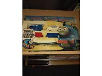 Hornby Thomas The Tank Engine Clockwork Train set