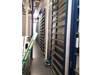 Nedcon Boltless Shelving System (2nd Hand) Excellent Condition