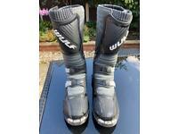 Wulf motox boots size 6 (39)