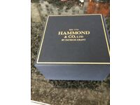 Brand new with tags Hammond & Co Mans watch