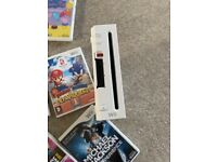 Nintendo Wii with Games and controller